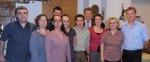 von links: Christian Hartinger, Daniela Schuller, Bernardete deAlmeida-Maier, Klaus Hiller, Ramona Kremser, Max Schuller, Bgm. Stefan Braun, Birgit Geitner, Dr. Anita Meier, Herbert Kremser